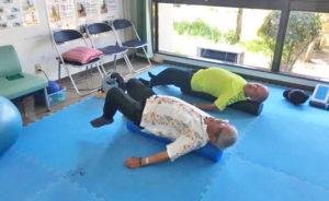 高齢者筋力向上トレーニング事業(がんじゅう教室)